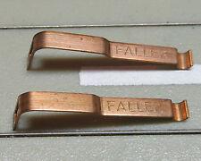 Faller AMS --- 2 Original Schleifer für Flachanker Motoren !