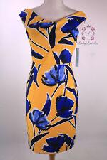 Antonio Melani Katherine Off Shoulder Sleeveless Knit Dress Size 0 2 4 6 8 10 14