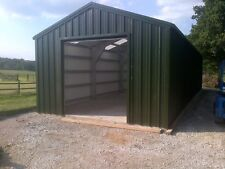 Industrial Pre-Fabricated Steel Framed Buildings