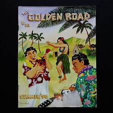 Grateful Dead The Golden Road Magazine 1990 Summer Issue 23 Twenty Three GD Fan