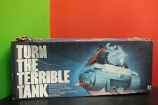 Turn The Terrible Tank Made By Tomy With Original Box Free Shipping! TOMY game