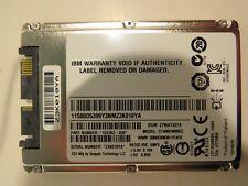 "00D5399 (SUB: ST400FM0063) (400GB SAS 1.8"" SSD w/emlc CCIN 59BE)"