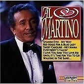 Spanish Eyes, Al Martino, Very Good