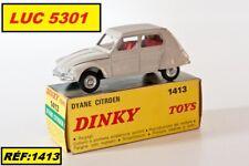 Dinky Citroën Dyane 1:43 Modèle de Voiture - Gris (1413)