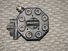 BOSCH K-Jetronic Fuel Distributor 0438100027 with MAF regulator 0438120049