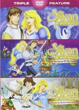 The Swan Princess: Complete Animated Family Movies 1-3 (1 2 3) BRAND NEW DVD SET