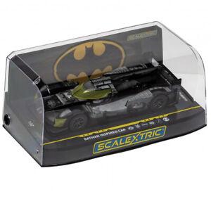 Scalextric C4140 Batman Car 1/32 Slot Car Digital Plug Ready