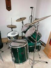 Pearl Export Select (ELX) Schlagzeug Kesselsatz grün (#173 Teal Mist) Shellset