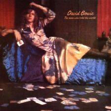 DAVID BOWIE - The Man Who Sold The World CD *NEW* 2015 Remaster (C367)