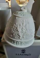 Lladro 1992 Christmas Bell 15913