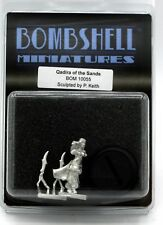 Bombshell BOM10055 Qadira of the Sands (Babes) Female Desert Dual Wield Warrior