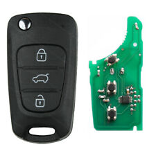 Auto Schlüssel 434 MHz Sender passend für Hyundai i10 i20 ix20 i30 ix35 i40 KIA