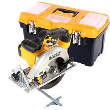 DEWALT DCS391 18V XR CIRCOLARE SAW 165mm con 19 POLLICI/49cm Tool Storage Box