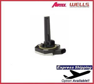 Wells Engine Oil Level Sensor For 05-06 Audi A4 A6 VW Touareg Jetta 06E907060