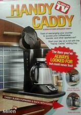 Handy Caddy Sliding Counter As Seen on Tv Coffee Appliance for Kitchen