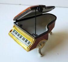 Limoges France Hinged Hand Painted Trinket Box #2