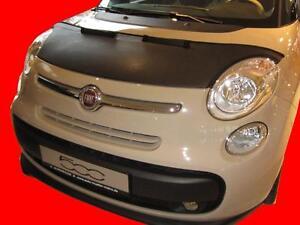 CAR HOOD BONNET BRA fit Fiat  500L since 2012  NOSE FRONT END MASK TUNING