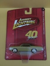Johnny Lightning 40 Years 1966 Pontiac GTO 1:64
