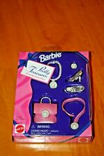 1996 Barbie Pretty Treasures Pearly Jewelry/New in Box