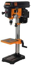 Powerful Variable Speed Drill Press 10in 5 Speed W/ Laser Precision 4.5AMP NEW
