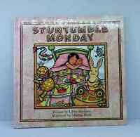 Stuntumble Monday by Libby Hathorn picture book used hard cover illustrated