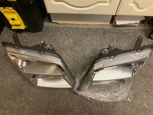Headlamps - LHD Ford Transit Connect