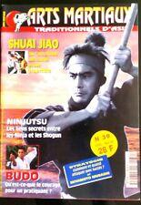 Arts Martiaux Traditionnels n°39; Lien secrets entre Ninja et les Shogun/ Shuai