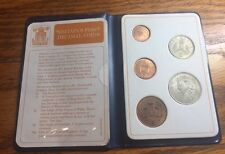 GREAT BRITAINS FIRST DECIMAL COIN SET 1968-71 NEAR MINT *** FREE USA SHIPPING**