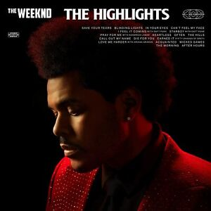 THE WEEKND THE HIGHLIGHTS CD Greatest Hits (New Release 5/02/2021) - IN STOCK