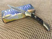 Rough Rider Midnight Swirl Lockback Pocket Knife RR967