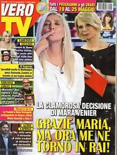 Vero Tv 2018 20 Mara Venier,Raimondo Todaro,Guido Caprino,Georgia Luzi