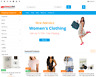 Drop shipping ,eCommerce, and Affiliate website with 2000 Products /Free Hosting