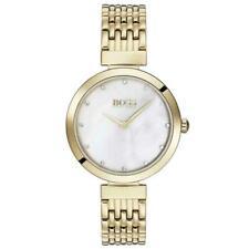 Brand New Hugo Boss Watch HB1502479 Ladies Gold Celebration Slim - UK SELLER
