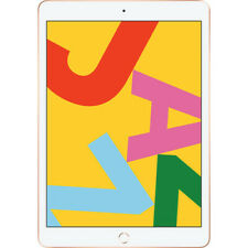 Apple 10.2 iPad (Late 2019, 128GB, Wi-Fi Only, Gold)