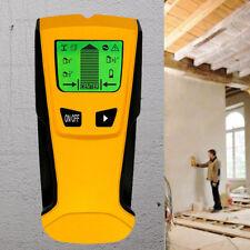 Floureon 3 in 1 LCD Wall Detector Stud Metal AC Wire Scan Center Finder Scanner