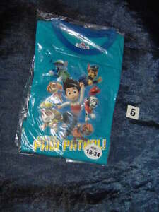 A SELECTION OF FLAT PACKED BOYS DISNEY PYJAMAS   - AGE 18/24M ASSORTED DESIGNS