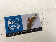 More details for rspb old  school red kite green wing tips hatched back fpfbf bird raptor rare