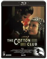 Cotton Club Blu-ray DAXA-5178 English/Japanese [Region:A] F/S w/Tracking# Japan