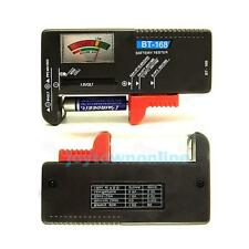 Universal Battery Tester Checker AA AAA 9V Button Load Checker Hot Sale