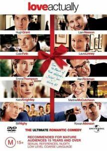 Love Actually : NEW DVD