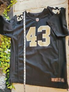 Darren Sproles New Orleans Saints Black NFL Jersey #43 Sz Kids Size XL