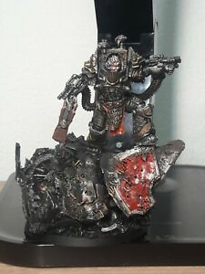 Perturabo Primarch of the Iron Warriors Pro Painted Warhammer