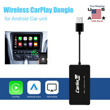 Wireless Adapter Dongle CarPlay for Apple iOS Android Car Cavigation Player US