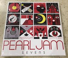 "Pearl Jam Sevens 6 x 7"" vinyl box set NEW/SEALED"