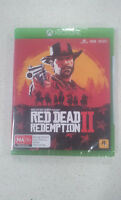 Red Dead Redemption II 2 Xbox One Game (NEW & SEALED)