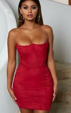 Little Red Dress - Size 8