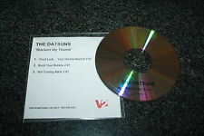 The Datsuns  - Europe promoCD / Blacken My Thumb / V2 reocrds