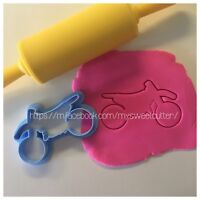 Formine Motocross Moto  FORMINA BISCOTTI COOKIE CUTTER
