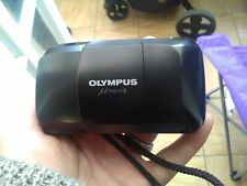 Olympus Mju-1 35mm Point And Shoot Camera. Fully Tested