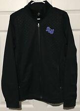 Nike Golf Tour Performance SLU Therma Fit Thermal Black Zip Softshell Jacket XL